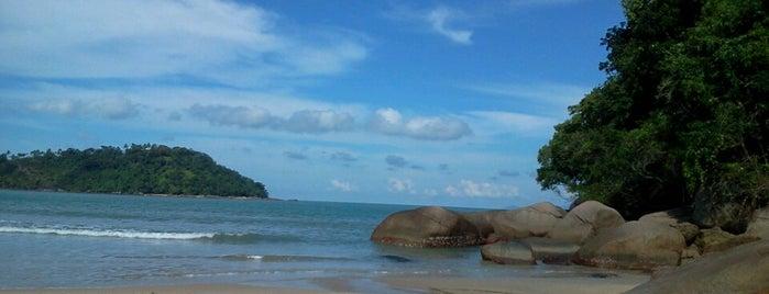 Praia Domingas Dias is one of Viagens.