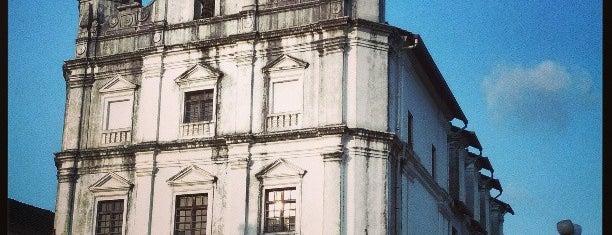 Sé Catedral de Santa Catarina is one of Goa.