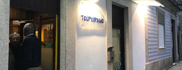 Toupeirinho is one of MENU'nun Kaydettiği Mekanlar.