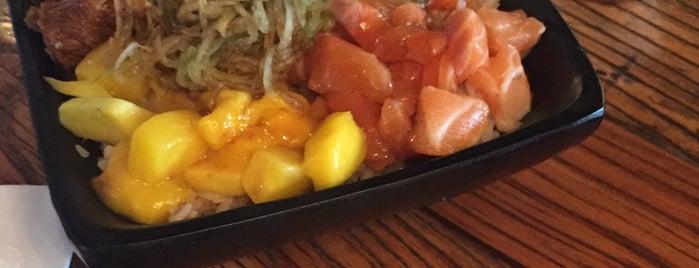 Yumi Yumi Sushi Bowl is one of Charles 님이 저장한 장소.