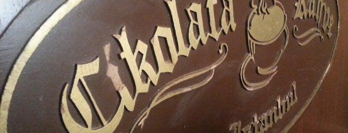 Çikolata & Kahve is one of # istanbul.