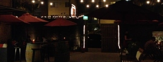 Bow & Truss is one of rooftop/outdoor drinking..
