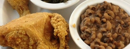 Betty's Soul Food is one of Miami.