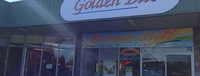 Golden Bite Cafe is one of Halal Food.