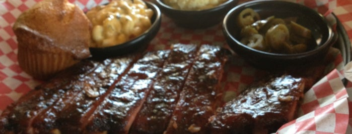 Famous Dave's is one of BBQ Joints.