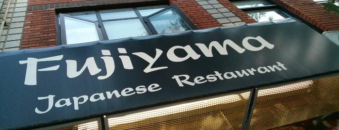 Fujiyama Japanese Restaurant is one of สถานที่ที่บันทึกไว้ของ Ayngelina.