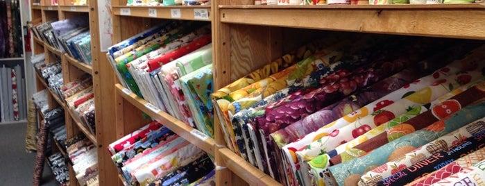 Stonemountain & Daughter Fabrics is one of Berkeley.