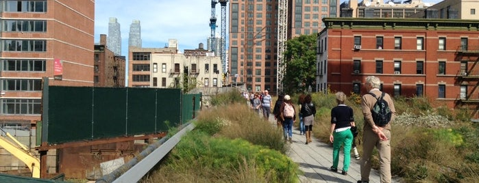High Line is one of New York TOP Places.