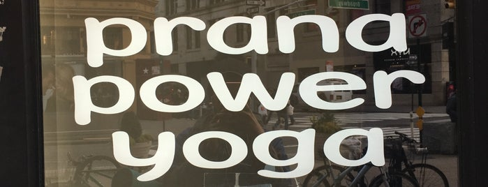 Prana Power Yoga is one of Yoga To-Do.