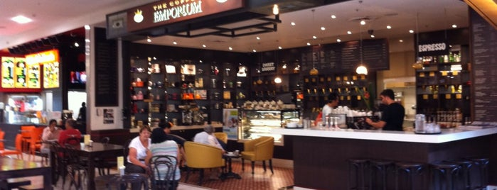 The Coffee Emporium (Level 5) is one of Adrian'ın Beğendiği Mekanlar.