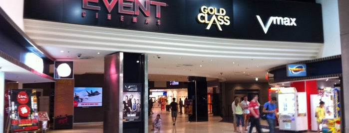 eVent Cinemas is one of Tempat yang Disukai Matt.