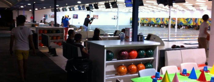 AMF Bowling is one of Randwick - great food and more.