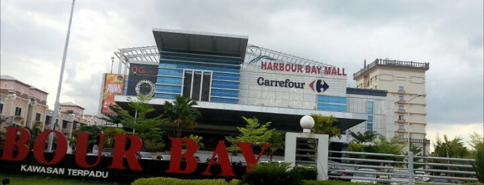 Harbour Bay Mall is one of Lugares favoritos de Fεmmy ℳαηggo🎀.