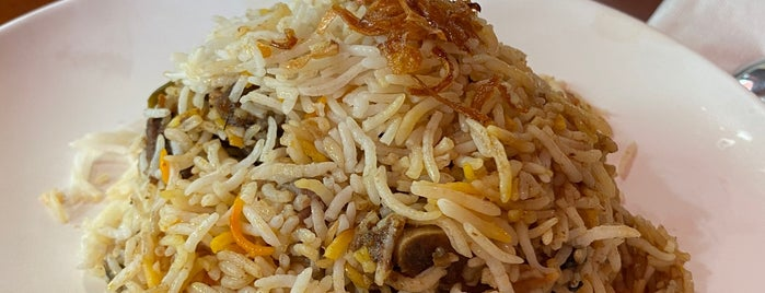 Bismillah Biryani is one of Cibo.