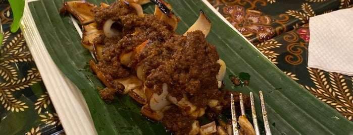 Cumi Bali is one of Micheenli Guide: Nasi Padang trail in Singapore.