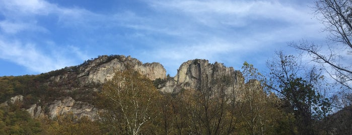 Seneca Rocks is one of My Fun.