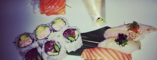 Kaya Sushi is one of Sushi.