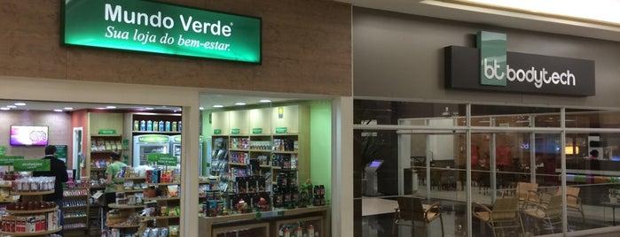 Mundo Verde is one of Lieux qui ont plu à Alberto J S.