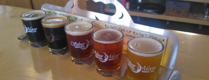 Silver Moon Brewing & Tap Room is one of Oregon Brewpubs.