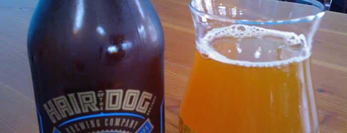 Hair of the Dog Brewery & Tasting Room is one of Oregon Brewpubs.