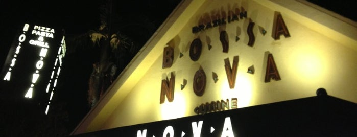Bossa Nova Brazilian Cuisine is one of East LA Eats.