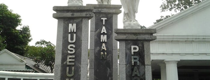 Museum Taman Prasasti is one of Museum In Indonesia.