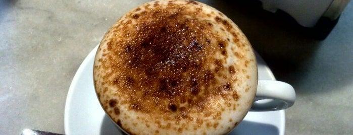 Cappuccino Crema & Caffe is one of Lugares guardados de Катя.