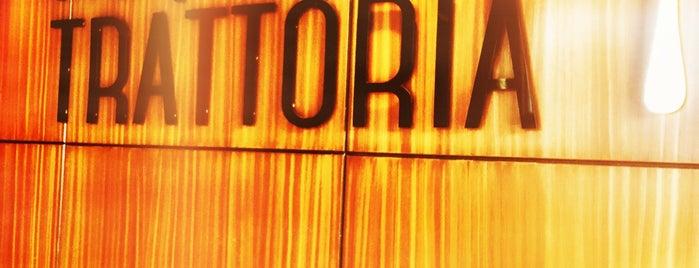 Acquista Trattoria is one of Y. : понравившиеся места.