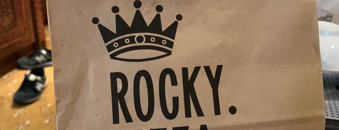 Rocky Pizza is one of Сп2.