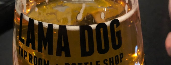 Lama Dog Tap Room is one of Craft Bier Pubs.