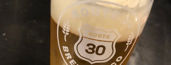 Route 30 Brewing Co. is one of California Breweries 5.