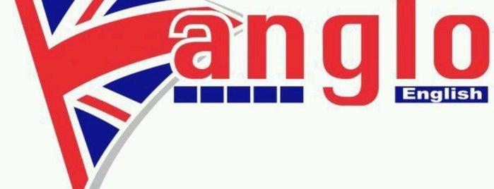 Anglo English is one of สถานที่ที่ Francisco ถูกใจ.