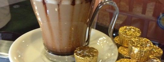 AB.SOLUT Café is one of Lieux sauvegardés par Denise.