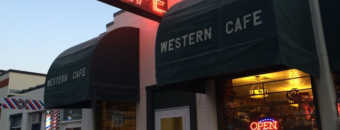 The Western Cafe is one of Bozeman Trip.