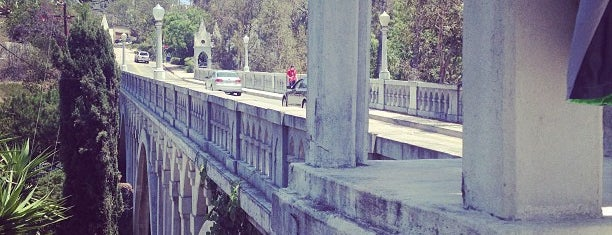 Shakespeare Bridge is one of Los Feliz / Silver Lake - My Spots.