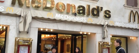 McDonald's is one of Lieux sauvegardés par Jack.