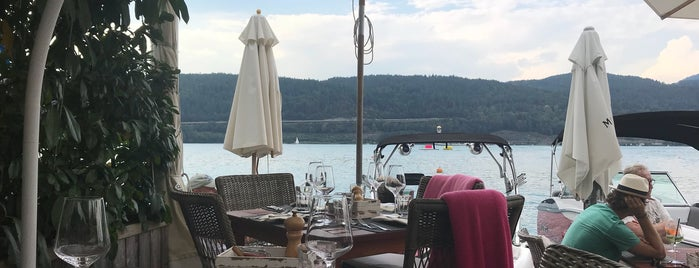 Seerestaurant Rosé is one of Wörthersee Top places.