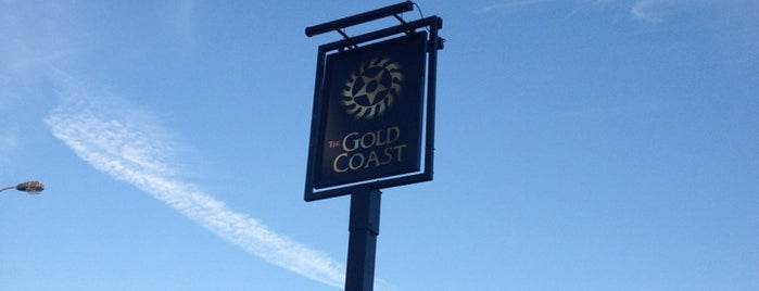 The Gold Coast Bar & Restaurant is one of Around the World in London Food.