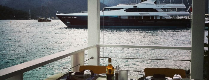 The Breeze Restaurant is one of fethiye.