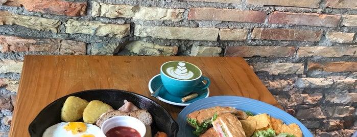 Backlane Coffee is one of Tempat yang Disimpan Jaclyne.
