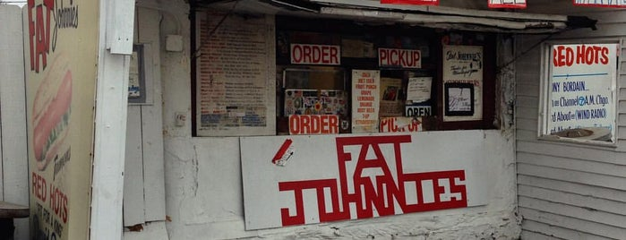 Fat Johnnies is one of Chicago Part II.
