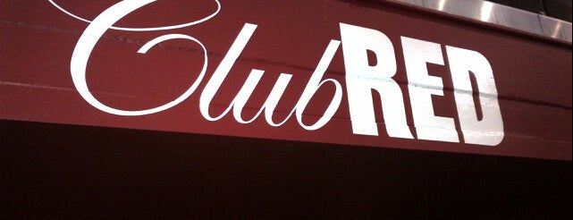 Club RED is one of sports arenas..
