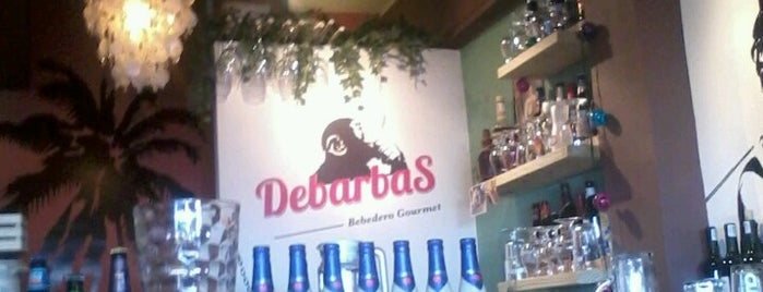 Debarbas Bebedero Gourmet is one of Cerveza Artesanal.