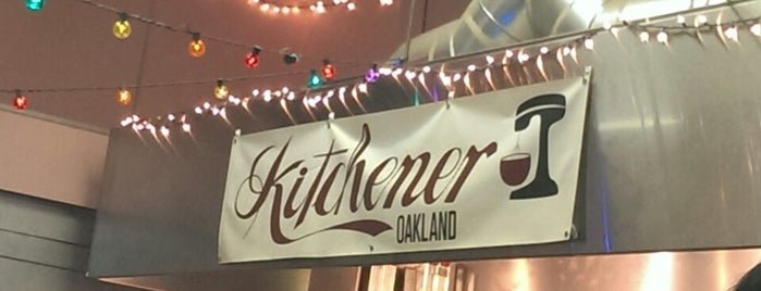 Kitchener Oakland is one of To-Do.