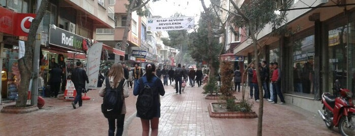 Sekine Evren Caddesi is one of themaraton.