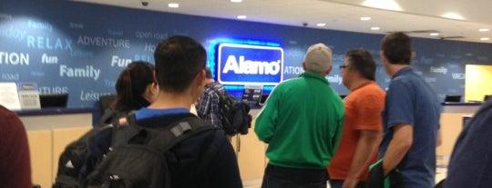 Alamo Rent A Car is one of Lugares favoritos de Vivi.