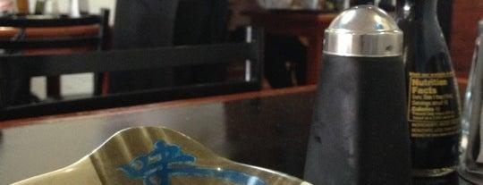 Nishikii sushi is one of Comida.