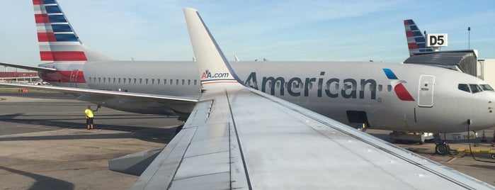 American - Flight AA 304 is one of Flights.