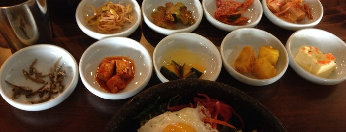 Bowl'd Korean Stone Grill is one of KQED Bay Area Bites.