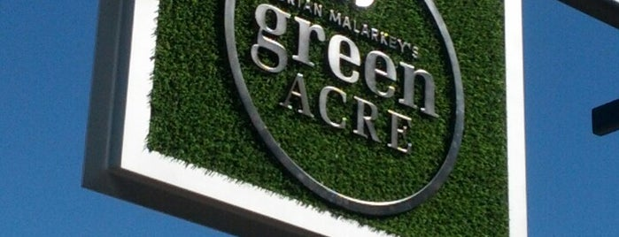 Green Acre is one of San Diego Point of Interest.